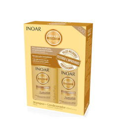 Inoar Absolut Day Moist shampoo and conditioner ( 2 x 250 ml )