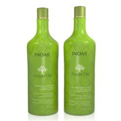 Inoar Argan Oil shampoo and conditioner ( 2 x 1000 ML )