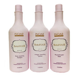 Inoar BotoHair Keratin Treatment ( Complete treatment | 3 x 250 ML)