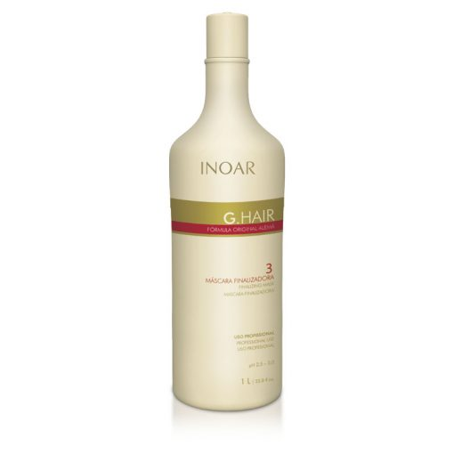 Inoar GHair Keratin Treatment ( only mask | 1000 ML)
