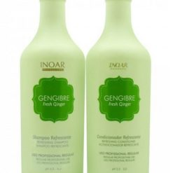 Inoar Gengibre Fresh Ginger shampoo and conditioner ( 2 x 1000 ML )
