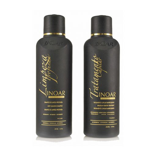 Inoar Moroccan Keratin Treatment ( Complete treatment | 2 x 250 ML)