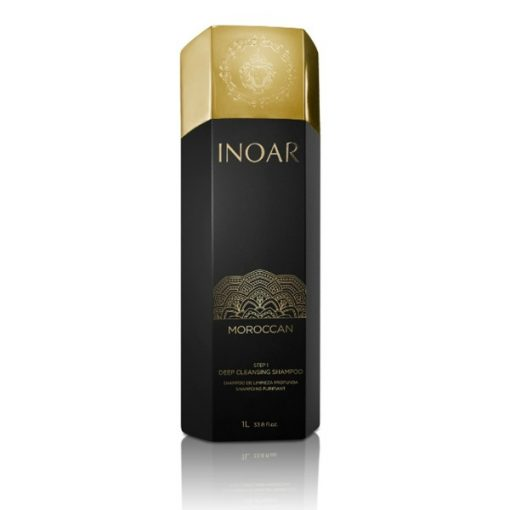 Inoar Moroccan Keratin Treatment (only shampoo | 1000 ML)