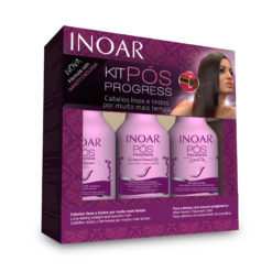 Inoar Pós Progress kit ( 3 x 250 ML )