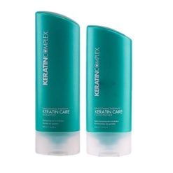 Keratin Complex Keratin Care shampoo and conditioner ( 2 x 400 ml )