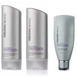 Keratin Complex Color Therapy Timeless Color Fade Defy Shampoo,conditioner,and mask