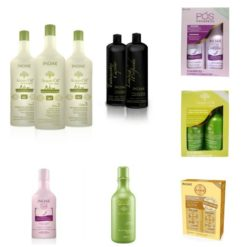 Inoar Keratin Treatment ( starter packet )