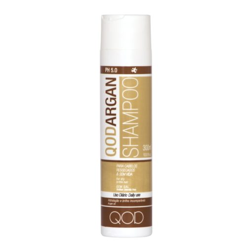 Qod Argan Shampoo ( 300 ML )