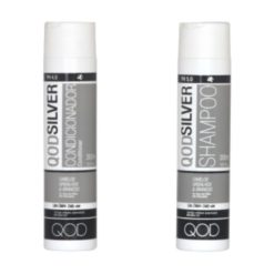 Qod Silver Shampoo and Conditioner 2 x 300 ML